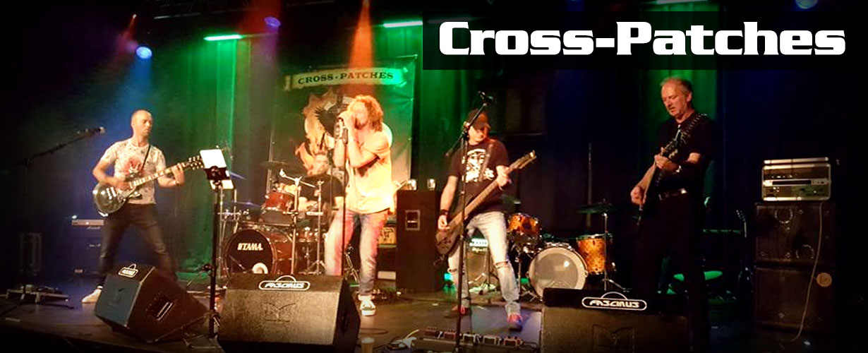 header crosspatches alle coverbands