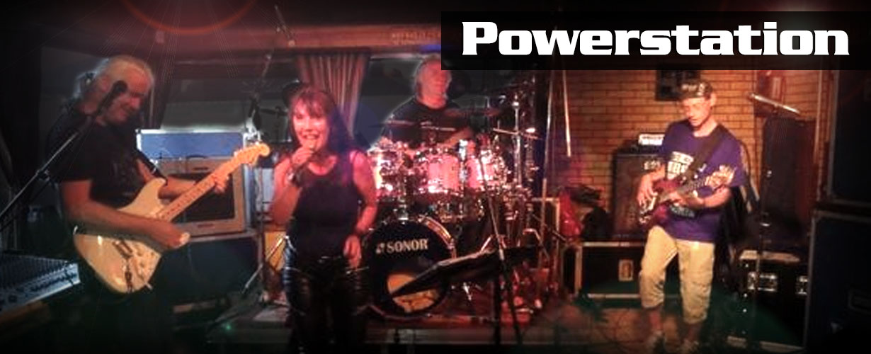 header powerstation alle coverbands